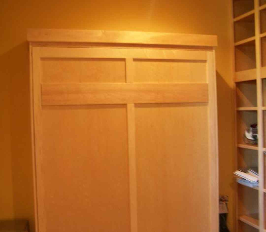 Murphy Bed Closed