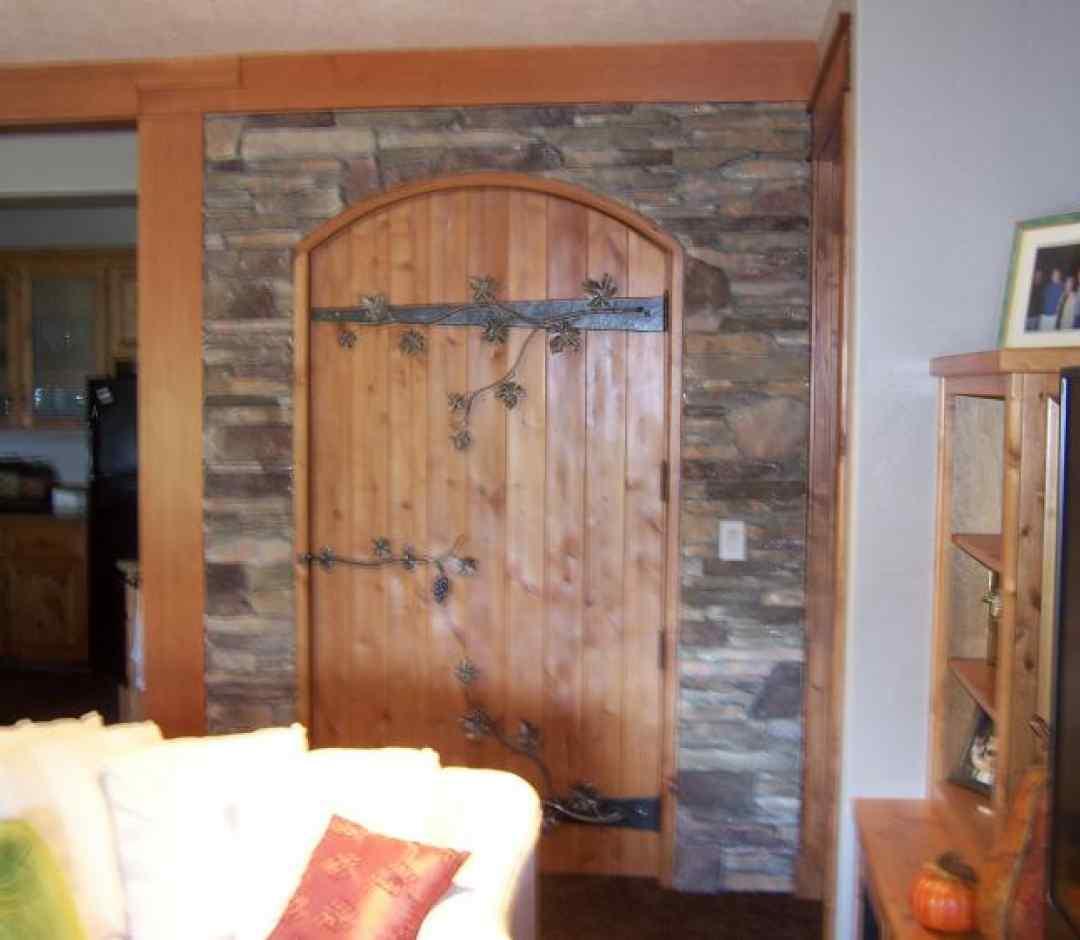 Wine Door 1