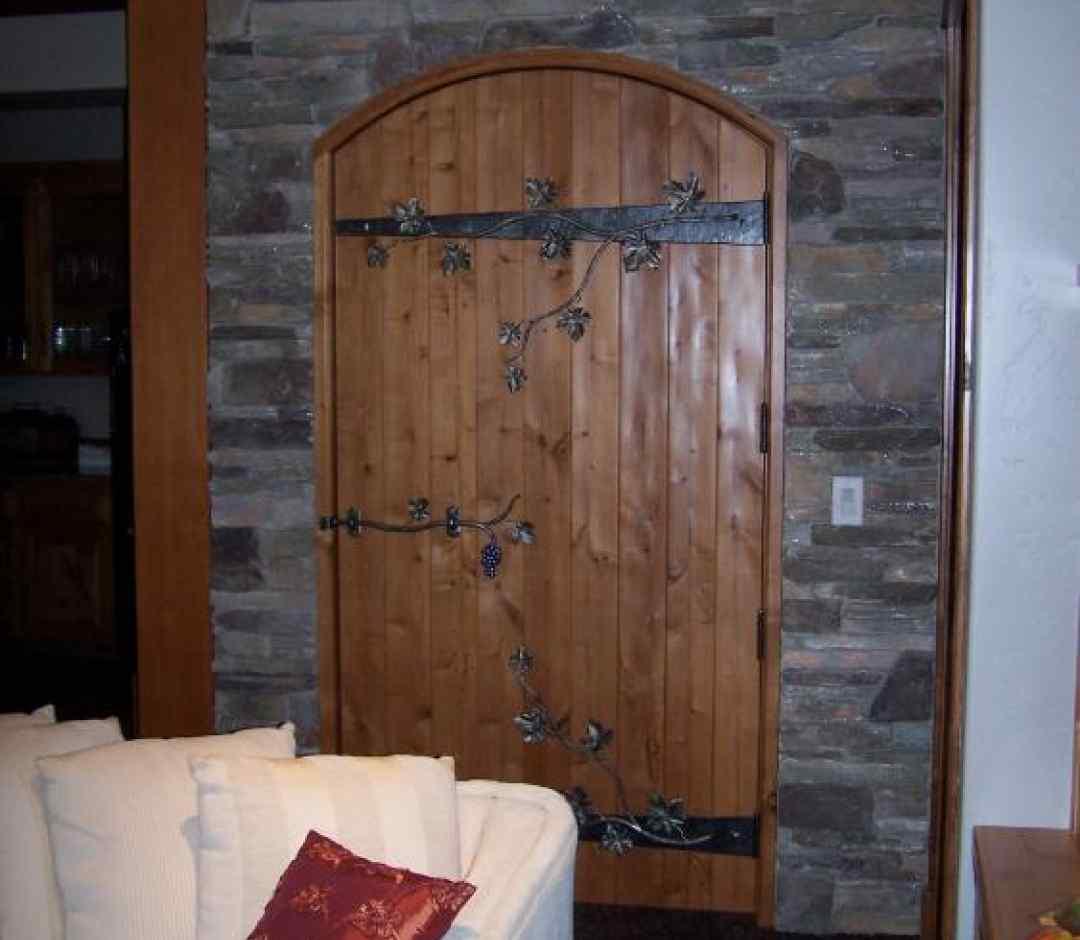 Wine Door 2