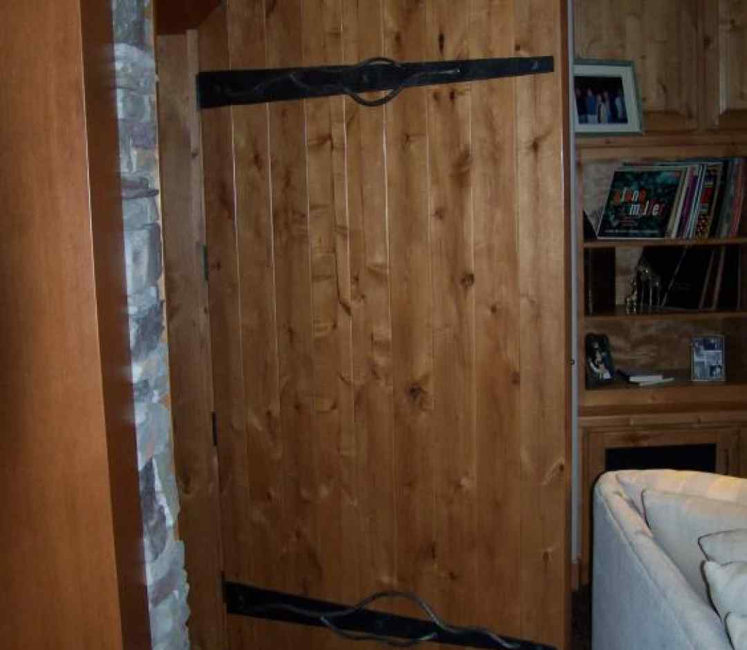 Wine Door 3